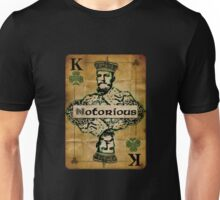 Notorious McGregor - King Card Unisex T-Shirt