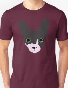 Sphynx With Emerald Eyes T-Shirt