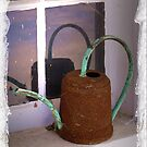 Watering Can Retired by Kenneth Hoffman