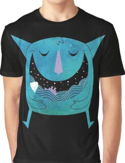 Swallowed By The Sea Graphic T-Shirt