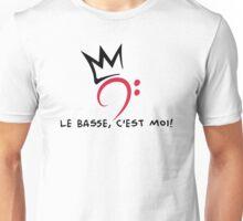 I am the bass! Unisex T-Shirt