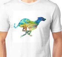 Greyhound 4 Unisex T-Shirt