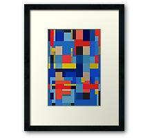 VIVA Framed Print