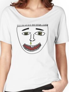 snotface Women's Relaxed Fit T-Shirt