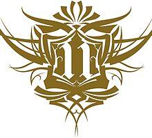 11 Tattoo Number by orangebox