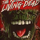 Return of the living dead poster by samRAW08