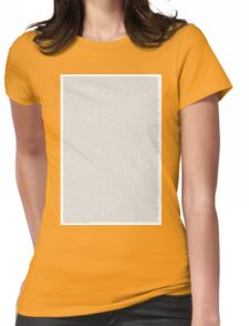 Entire Bee Movie Script Womens Fitted T-Shirt