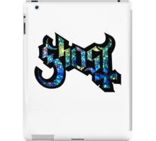 GHOST - metal church iPad Case/Skin