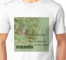 New Challenge for Arachnids! Unisex T-Shirt