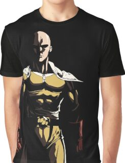 One Punch Man - Saitama Entrance Graphic T-Shirt