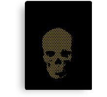 Takiawaze skull Canvas Print