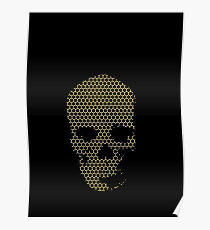 Takiawaze skull Poster