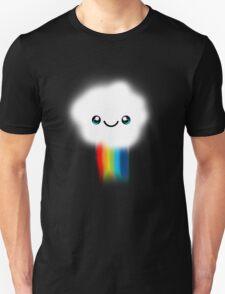 Happy Kawaii Rainbow Cloud T-Shirt