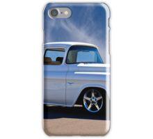 1956 Chevrolet Custom Pickup 6 iPhone Case/Skin