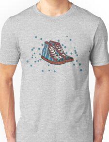 Funky shoes Unisex T-Shirt