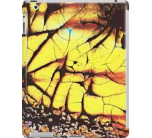stress fracture iPad Case/Skin