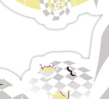 Alice in the Darkness Sticker