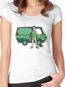 The Meth Machine Women's Fitted Scoop T-Shirt