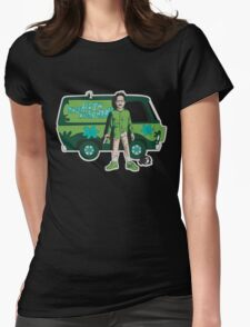 The Meth Machine Womens Fitted T-Shirt