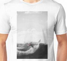 santa surf - power slide Unisex T-Shirt