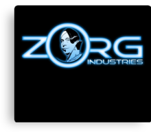 ZORG Industries Canvas Print