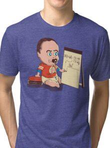 Genius baby Tri-blend T-Shirt