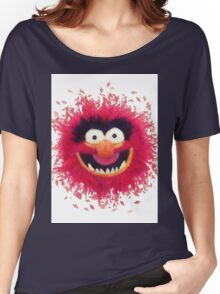 Muppets - Animal Women's Relaxed Fit T-Shirt
