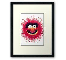 Muppets - Animal Framed Print