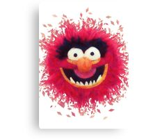 Muppets - Animal Canvas Print