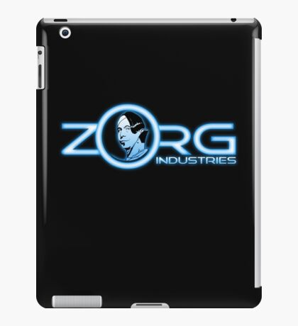 ZORG Industries iPad Case/Skin
