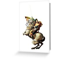 Star wars Napoleon Greeting Card