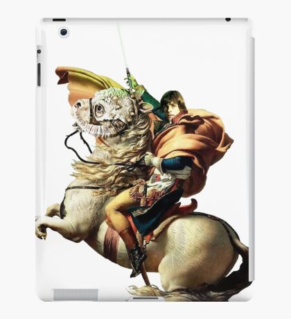 Star wars Napoleon iPad Case/Skin