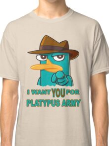 Perry's Army Classic T-Shirt