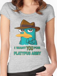 Perry's Army Women's Fitted Scoop T-Shirt