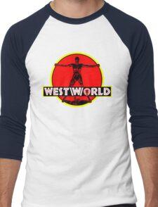 Westworld Park Men's Baseball ¾ T-Shirt