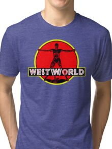 Westworld Park Tri-blend T-Shirt