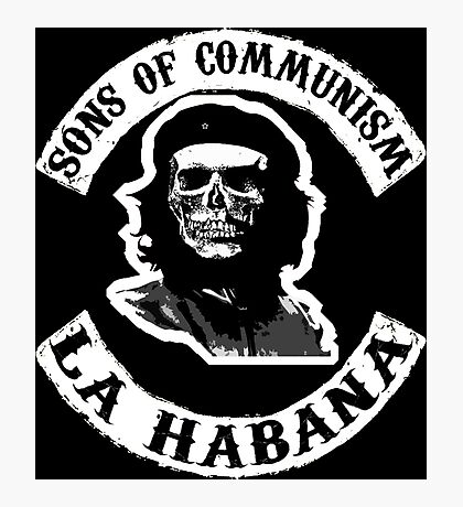 Sons of Communism Photographic Print