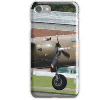 MITCHELL TAXING iPhone Case/Skin