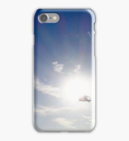 Bird In The Sun iPhone Case/Skin