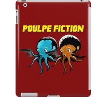 Poulpe_Fiction iPad Case/Skin