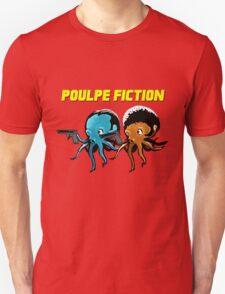 Poulpe_Fiction Unisex T-Shirt