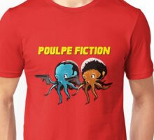 Poulpe_Fiction Unisex T-Shirt