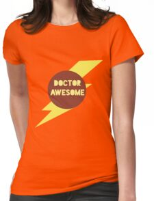 Dr Awesome Womens Fitted T-Shirt