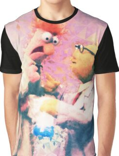 Beaker & Bunsen Graphic T-Shirt