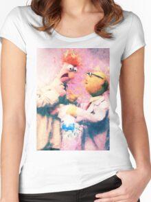 Beaker & Bunsen Women's Fitted Scoop T-Shirt