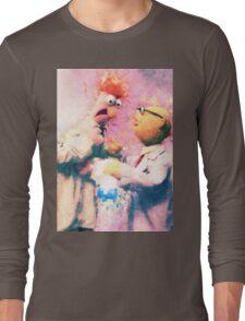 Beaker & Bunsen Long Sleeve T-Shirt