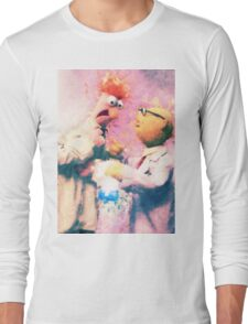 Beaker & Bunsen Long Sleeve T-Shirt