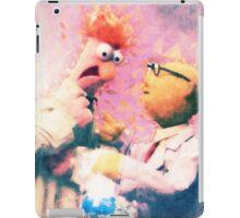 Beaker & Bunsen iPad Case/Skin