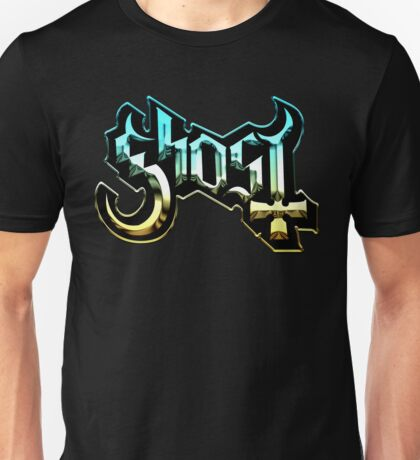 GHOST - california chrome Unisex T-Shirt