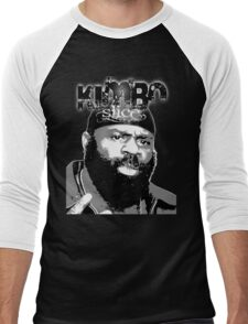 kimbo slice Men's Baseball ¾ T-Shirt